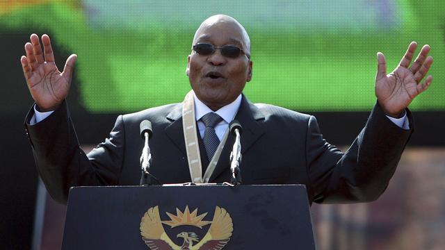 Duizenden Zuid-Afrikanen eisen aanklacht Zuma