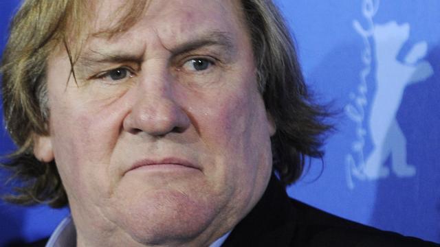 Gérard Depardieu komt niet opdagen bij rechtszaak