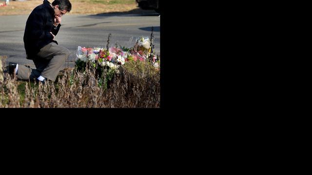 Schutter Newtown doodde iedereen in vijf minuten