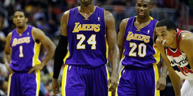 Lakers en Heat zegevieren in NBA