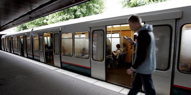 Providers gaan dekking in Rotterdamse metro verbeteren