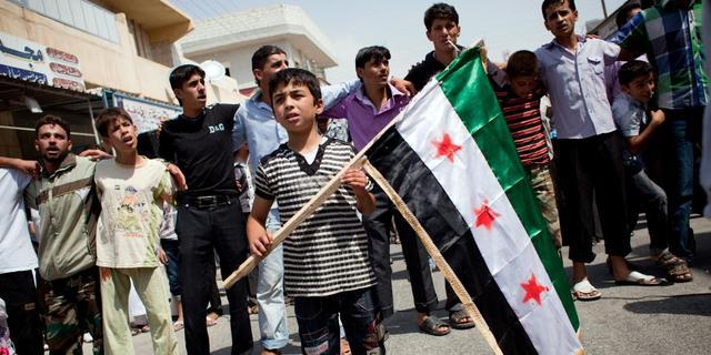 Rusland houdt hoop politieke oplossing Syrië