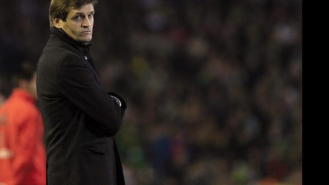 Vilanova op de bank bij Barcelona tegen PSG
