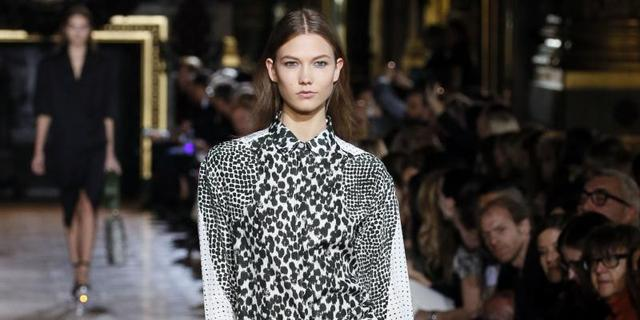 Karlie Kloss is Vogue's populairste model