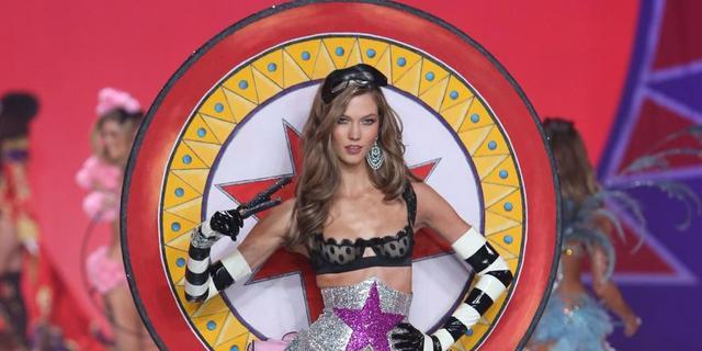 'Model Karlie Kloss maakt acteerdebuut in Zoolander 2'