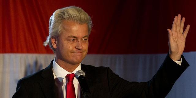 'PVV grootste partij van Nederland'