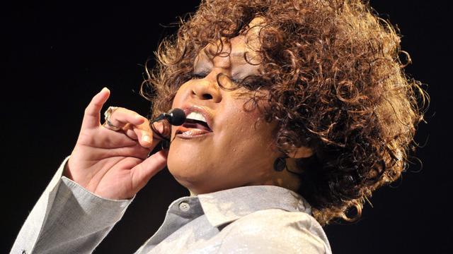Whitney Houston zong populairste liefdesliedje