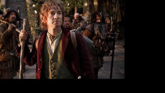 The Hobbit meest bezochte film met kerst