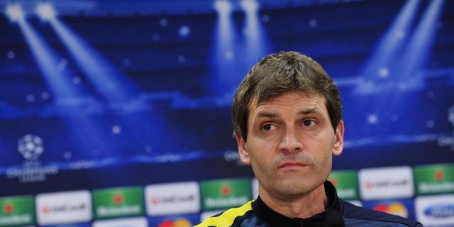 Voorzitter Barça verwacht Vilanova snel terug