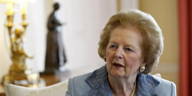 Thatcher uit ziekenhuis na operatie