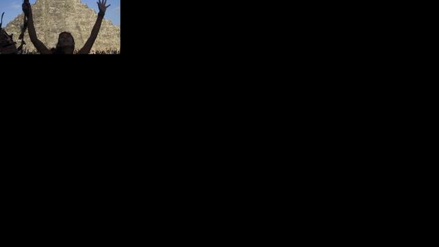 Aannemer sloopt Mayatempel om wegen te vullen