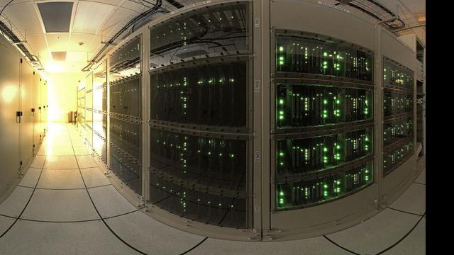 Krachtigste supercomputer ter wereld staat bijna klaar