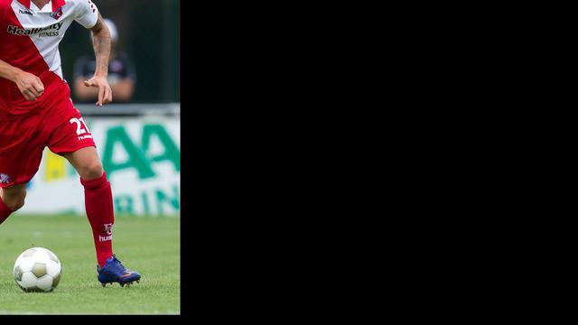 Heerings verruilt FC Utrecht voor SC Cambuur