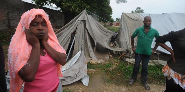 Nederlander leidt humanitaire missie in Haïti