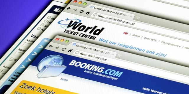 Reclame Booking.com misleidend