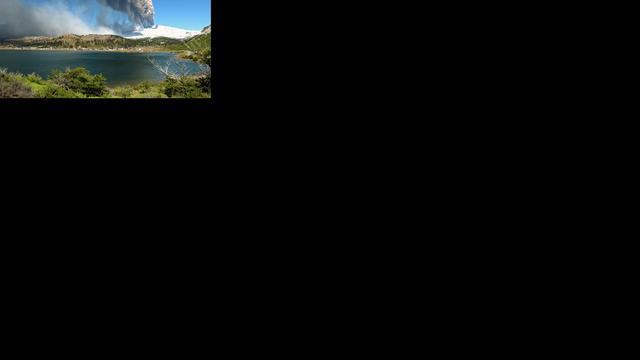 Vulkaan Chili staat op uitbarsten