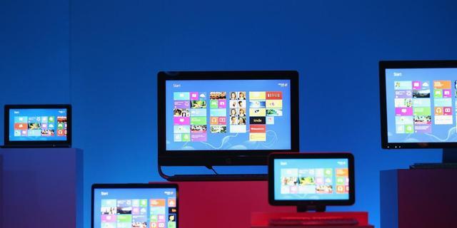 'Kleinere Windows 8-tablets op komst'