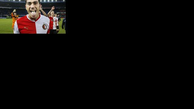 Feyenoord wil ver gaan om Pellè te behouden