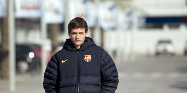Vilanova en Abidal keren terug bij Barcelona