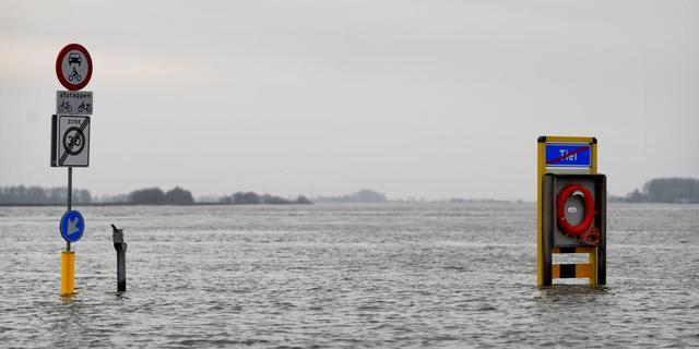 Maatregelen tegen hoogwater in Limburg