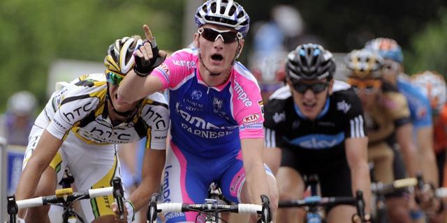 Vacansoleil-renner Bole zegeviert in Tour de l'Ain
