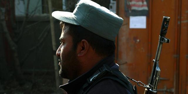 Politievrouw doodt Amerikaan in Afghanistan
