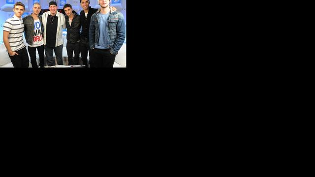 The Wanted wil twee cd's uitbrengen in 2013