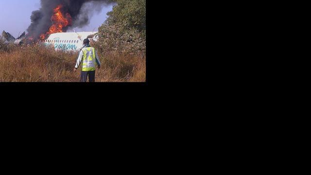 Doden bij vliegtuigcrash Myanmar