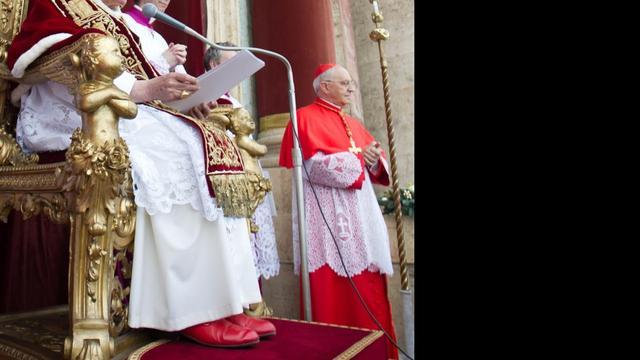 Paus eist einde aan bloedvergieten Syrië