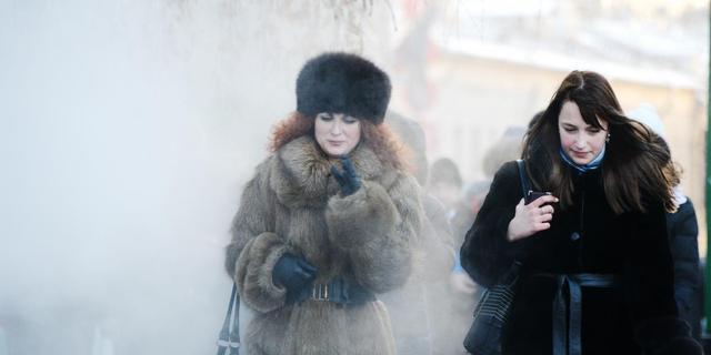 Aantal doden door kou in Rusland stijgt