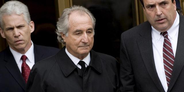 Compensatie voor gedupeerden Madoff-fraude