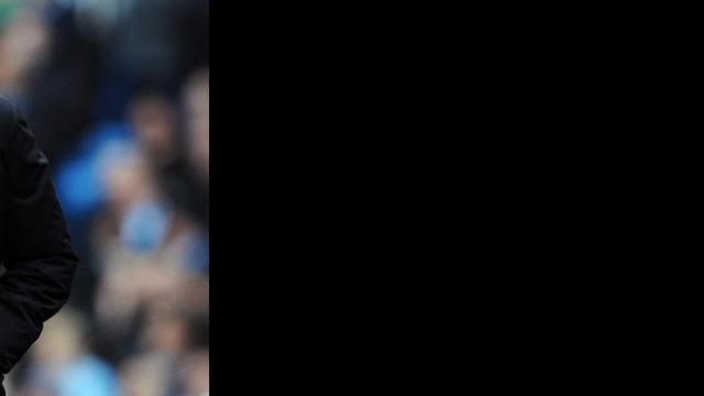 Manchester City ontslaat Mancini