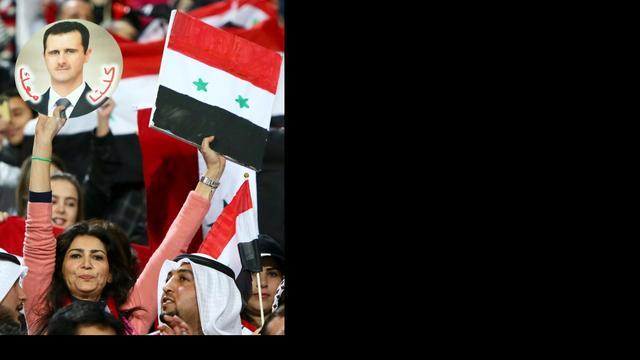 Syrisch regime richt vrouwenbrigade op