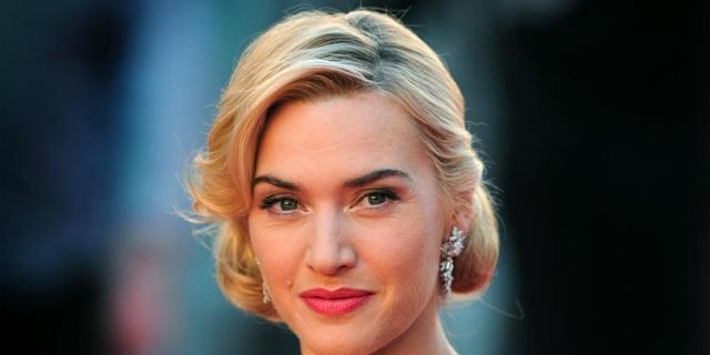 'Kate Winslet krijgt ruimtereis cadeau'