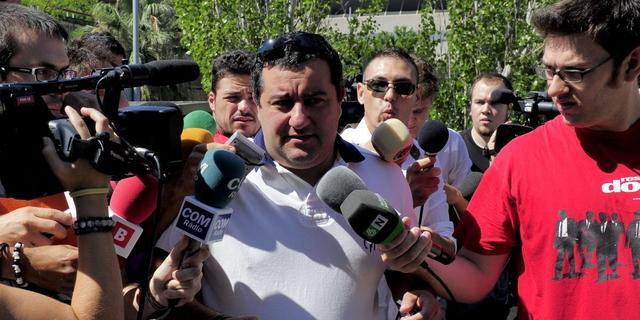 Raiola: 'Zal Cruijff geen 'demente eikel' meer noemen'