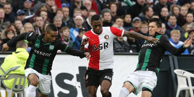 Feyenoord mist Schaken in toppers