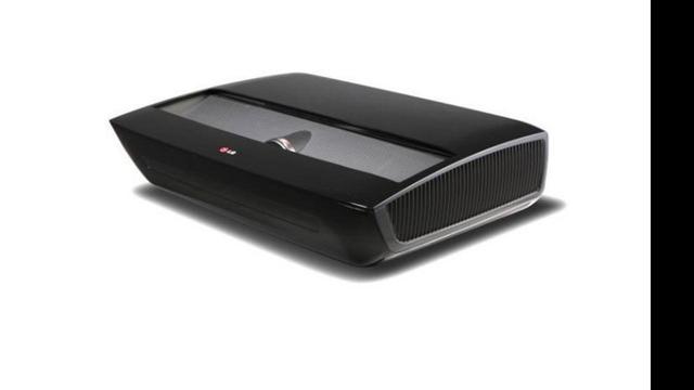 LG presenteert korte-afstandsprojector voor thuis