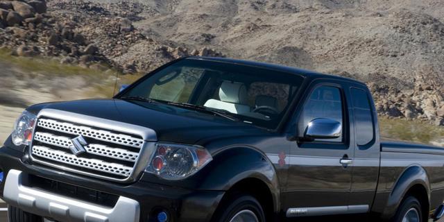 Verkoop Suzuki in Amerika stijgt