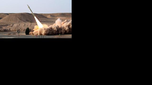 'Troepen Assad gebruiken moderne Iraanse raketten'