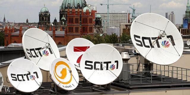 Boete voor Duitse mediabedrijven Pro7 en RTL