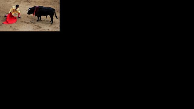 Stierenvechter komt om in Spanje