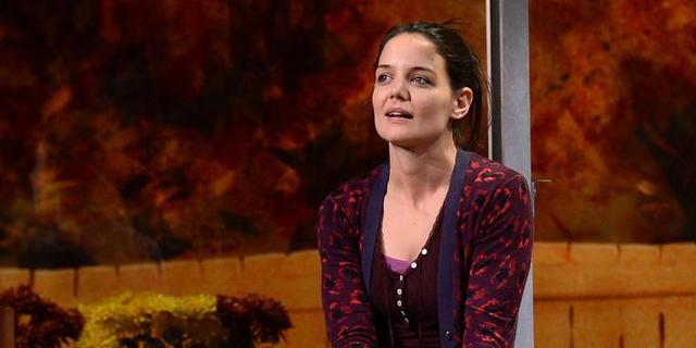 Broadwaystuk met Katie Holmes stopt eerder