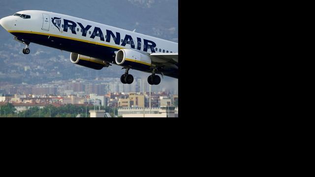 'Geen brandstofproblemen Ryanair'