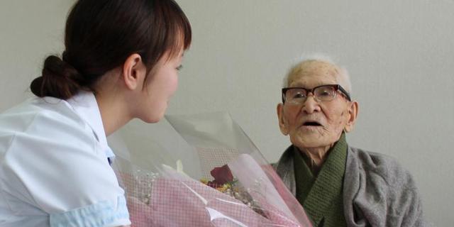 Oudste man (115) gevonden in Japan