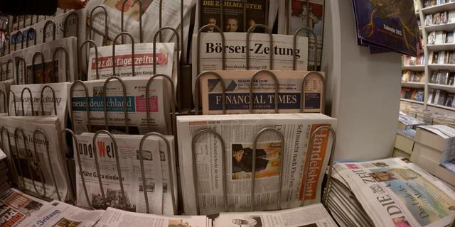 Oud-hoofdredacteur The Times overleden