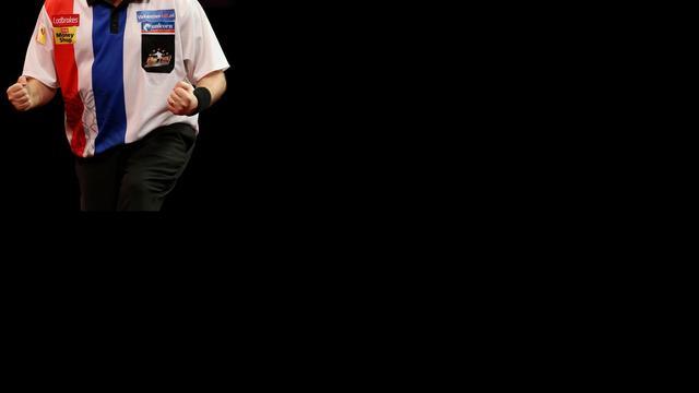Van Barneveld treft Taylor in halve finale WK darts
