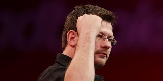 Newton laat Wade ontsnappen op WK darts