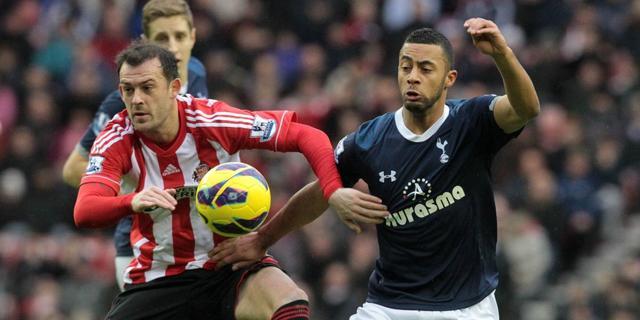 Tottenham derde na zege op Sunderland