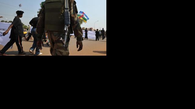 Centraal-Afrikaanse rebellen veroveren steden
