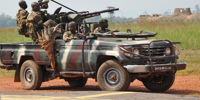 EU en VN houden top over Centraal-Afrika